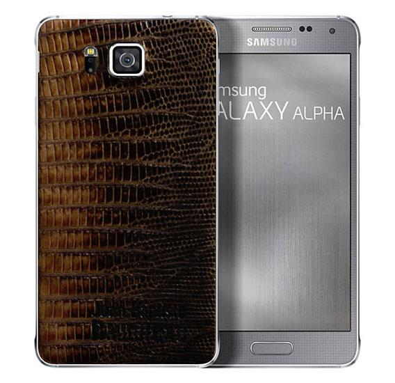 Samsung-Galaxy-Alpha-cuero-marron