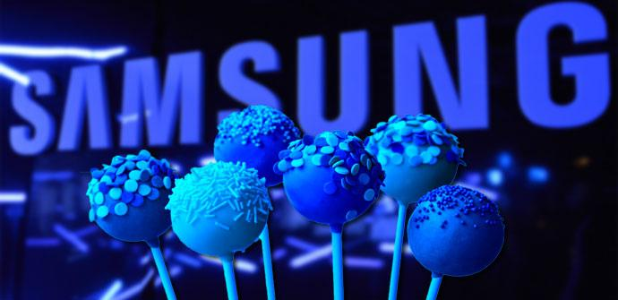 Samsung Lollipop
