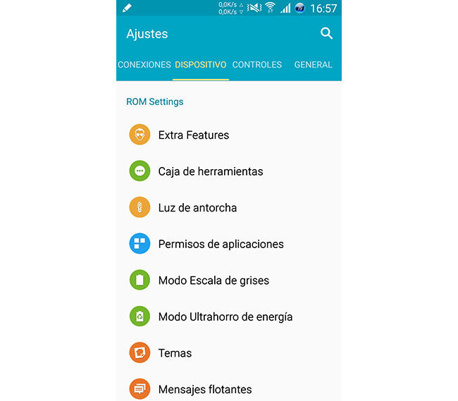 Samsung Galaxy Note 3 Mod Extra Features