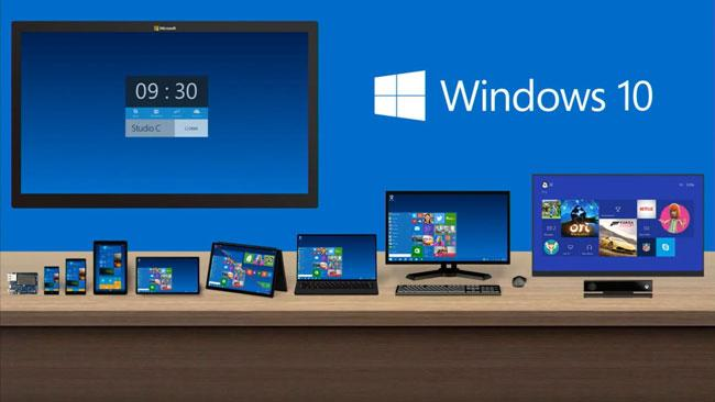 Windows 10 como plataforma multidispositivo