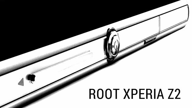 Root Sony Xperia Z2
