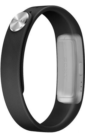 Sony Smartband en color negro
