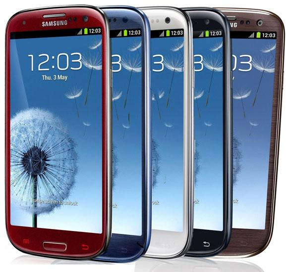 Version 4G del Samsung Galaxy S3