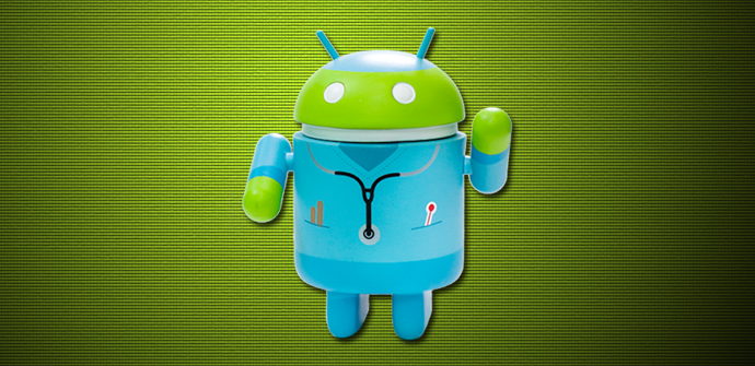 robot android doctor