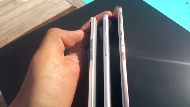 HTC One M9 en vídeo.