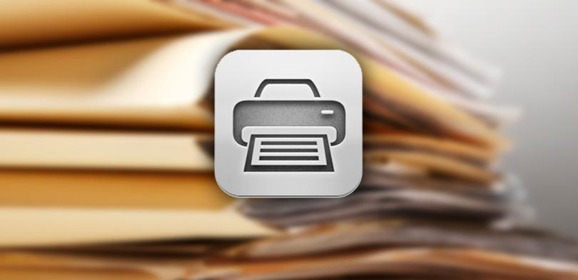 Printer Pro para iOS.