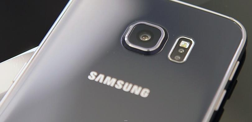 Samsung Galaxy S6 en vídeo.