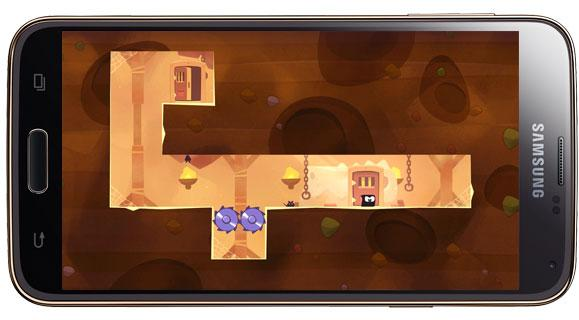 Nivel en King Of Thieves