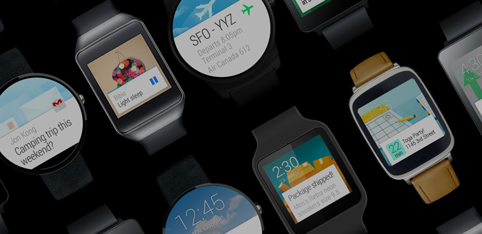 android wear relojes