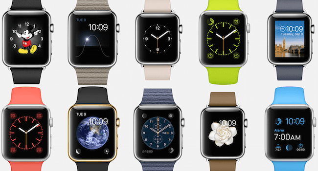 Comparativa precios con Apple Watch.
