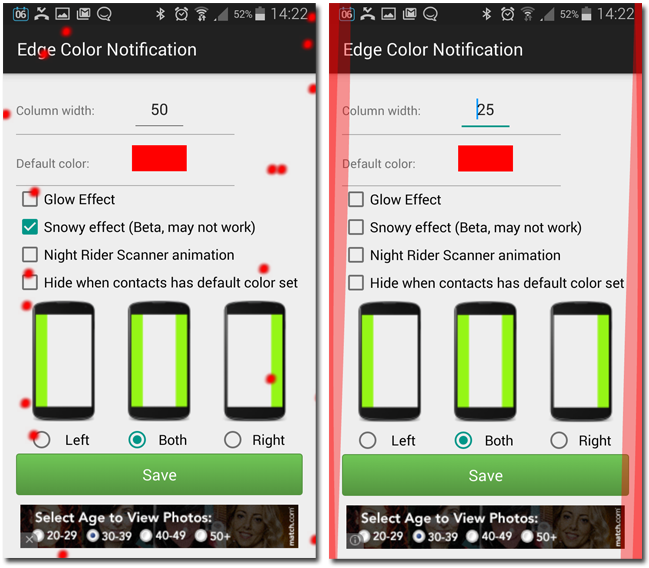 edge color notification 2
