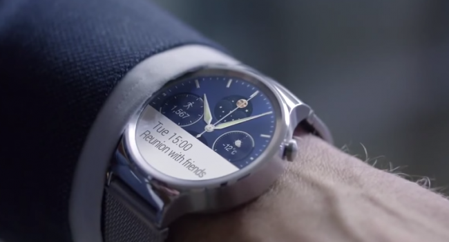 Huawei Watch comparativa precios con Apple Watch.