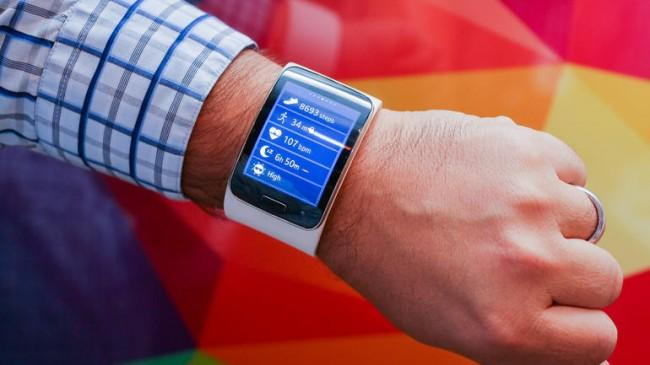 Samsung Gear S comparativa precios con Apple Watch.