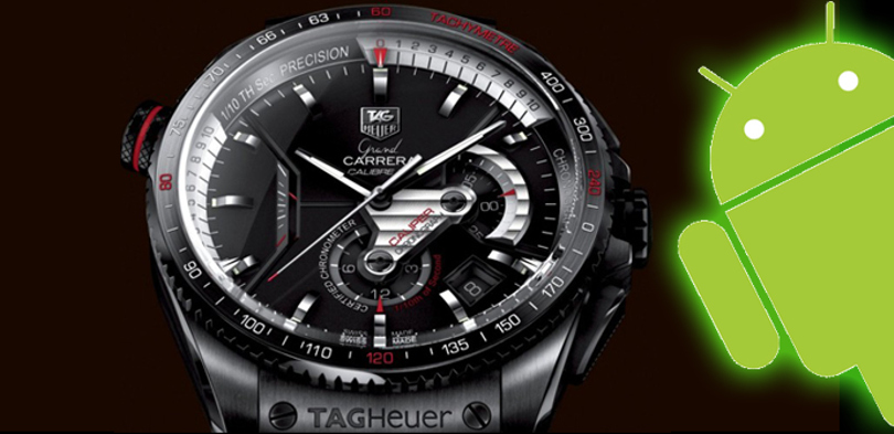 tag heuer android
