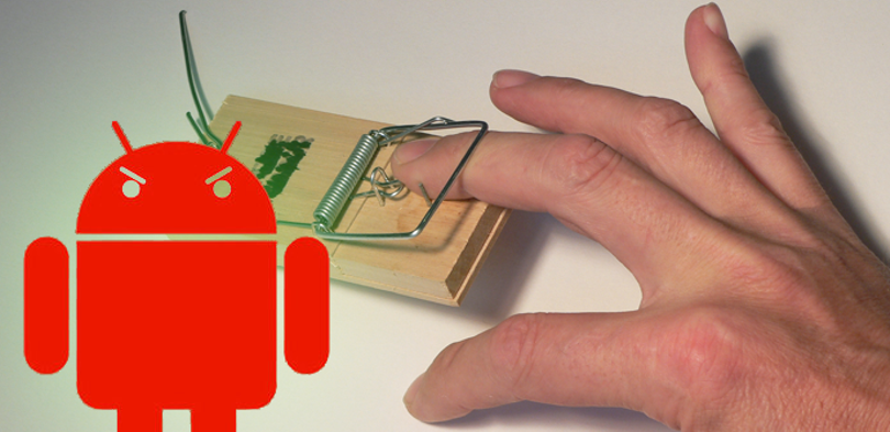 trampa rata android