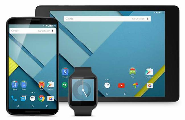 Android 5.1.1 Devices