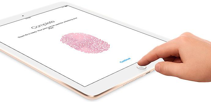 iOS 8.3 problema Touch ID.