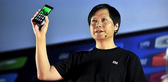 Lei Jun, CEO de Xiaomi.