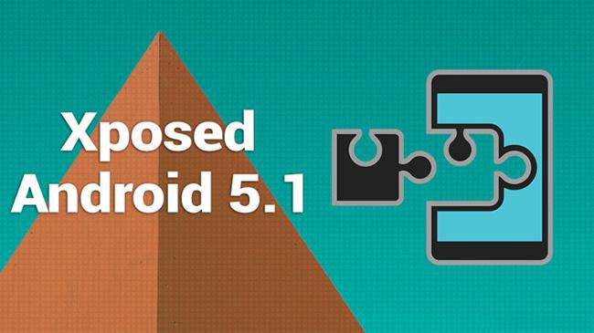 Xposed Framework Android 5.1 Lollipop