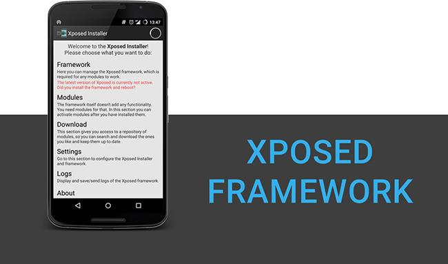 Xposed Framework Alpha 4 Lollipop