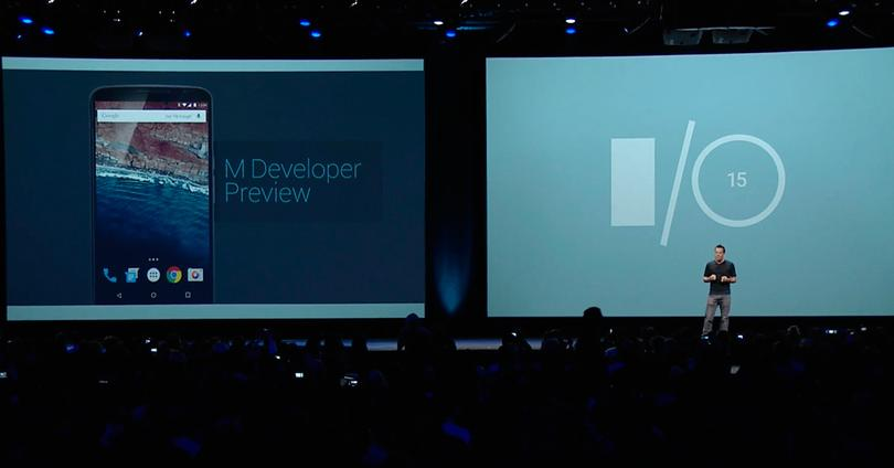 Android M Developer Preview.