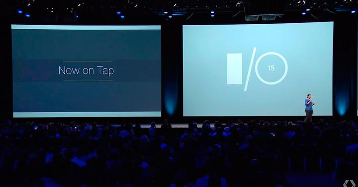 Now in Tap en Android M.
