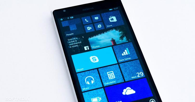 Lumia con Windows 10