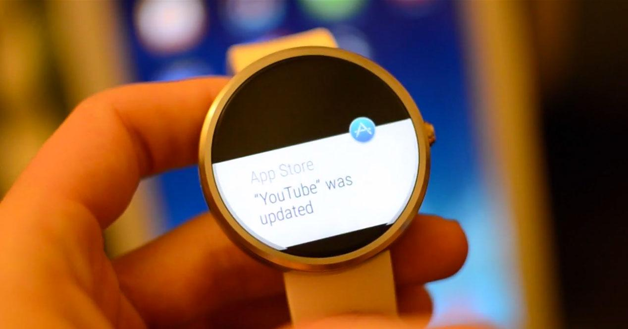 motorola moto 360 notificacion ios