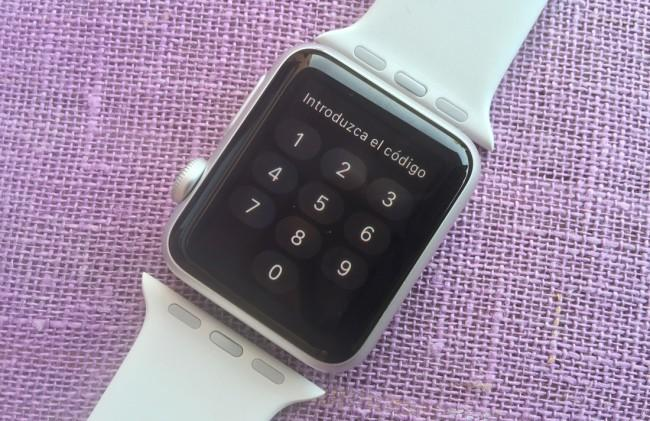 Apple Watch para zurdos.