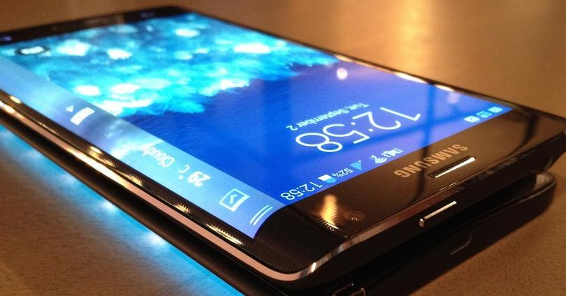 Galaxy Note 4 Edge.