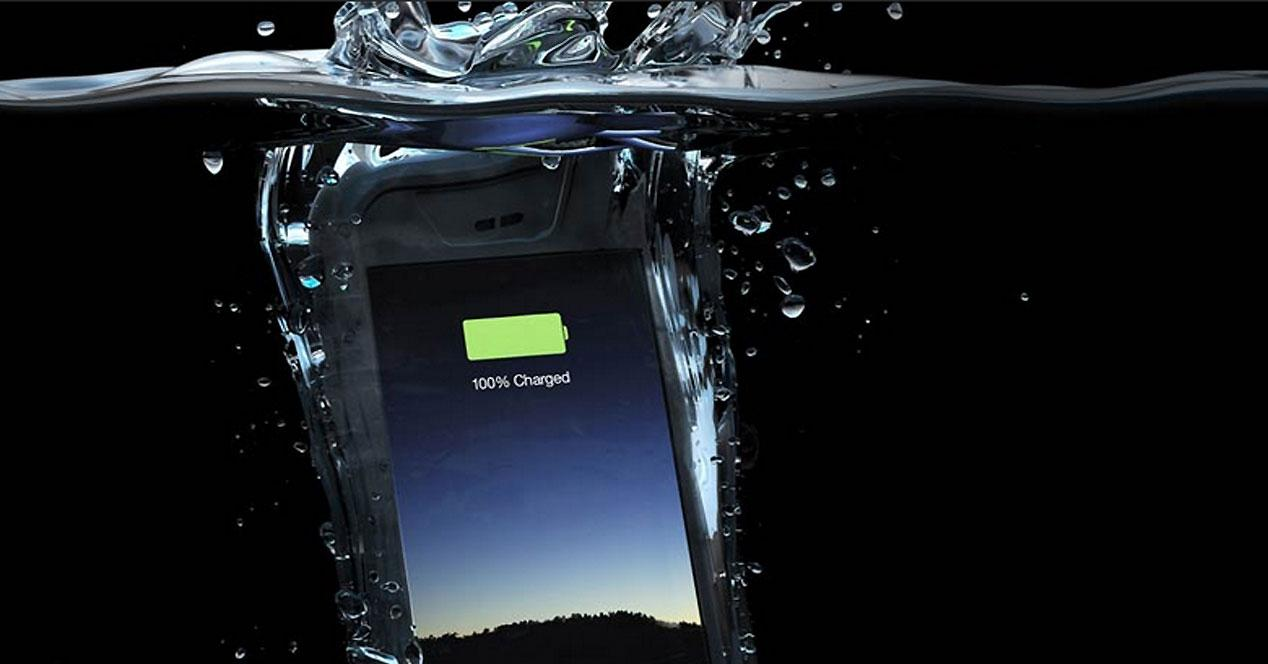 iPhone 6 resistente al agua