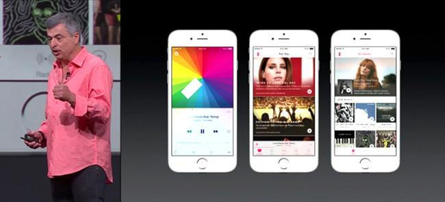 Apple Music.