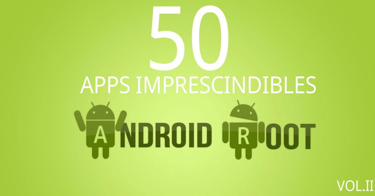 android apps root parte II