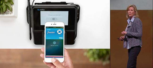 Apple Pay iOS 9.