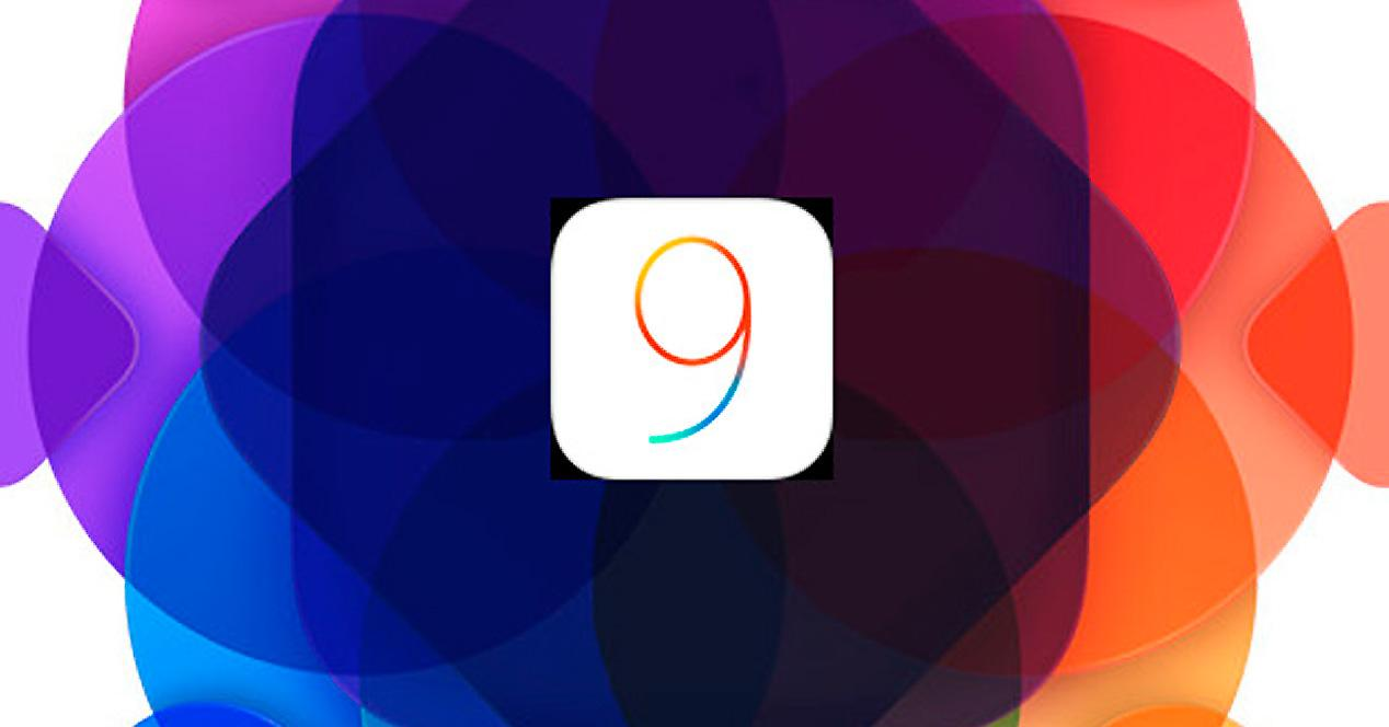 iOS 9 vs iOS 8, comparación.