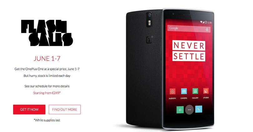 oneplus-one-flash-sale