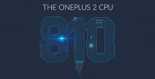OnePlus 2 con Snapdragon 810.