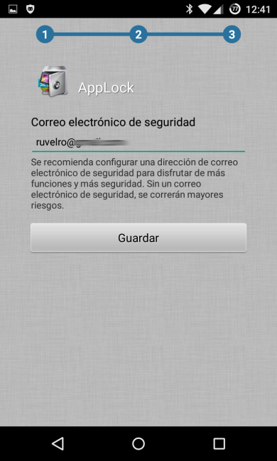 AppLock bloquear apps android tutorial foto 2