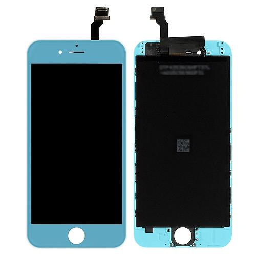 Módulo de la pantalla del iPhone 6 en color azul