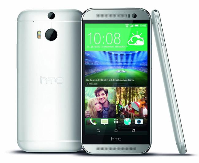 HTC One M8 con Android M