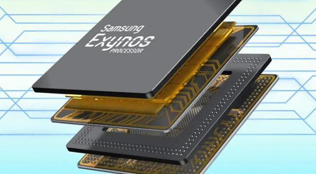 CPU Exynos del Samsung Galaxy Note 5