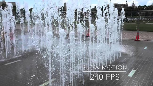Funcion Slow Motion en iPhone 6
