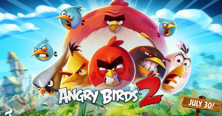 Angry Birds 2 cartel