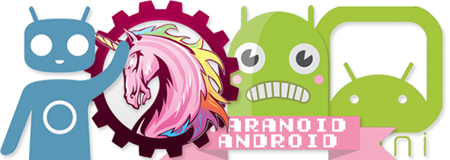 ROMS Android más famosas