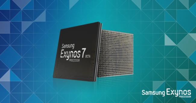 SoC Exynos del Samsung Galaxy Note 5