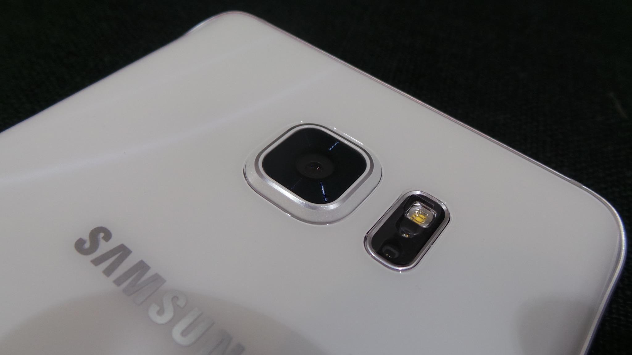 Samsung Galaxy Note 5 cámara