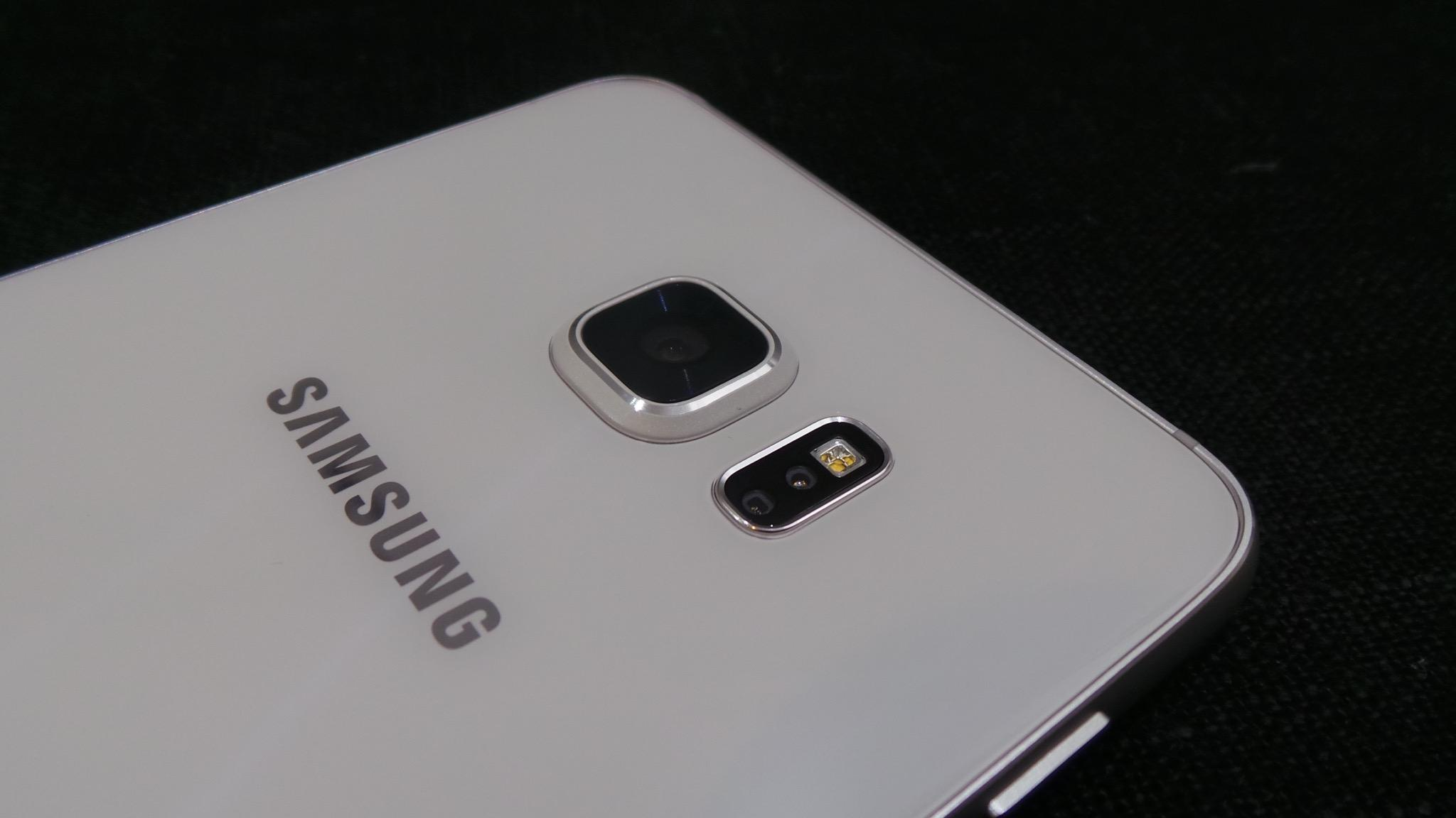 Samsung Galaxy S6 Edge Plus cámara