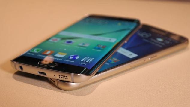 Samsung Galaxy S6 Edge Plus frente al Samsung Galaxy Note 5