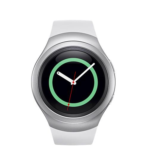 Samsung Gear S2 en coloración blanco
