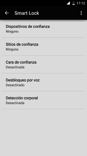 Smart Lock en Android - Bloqueo inteligente